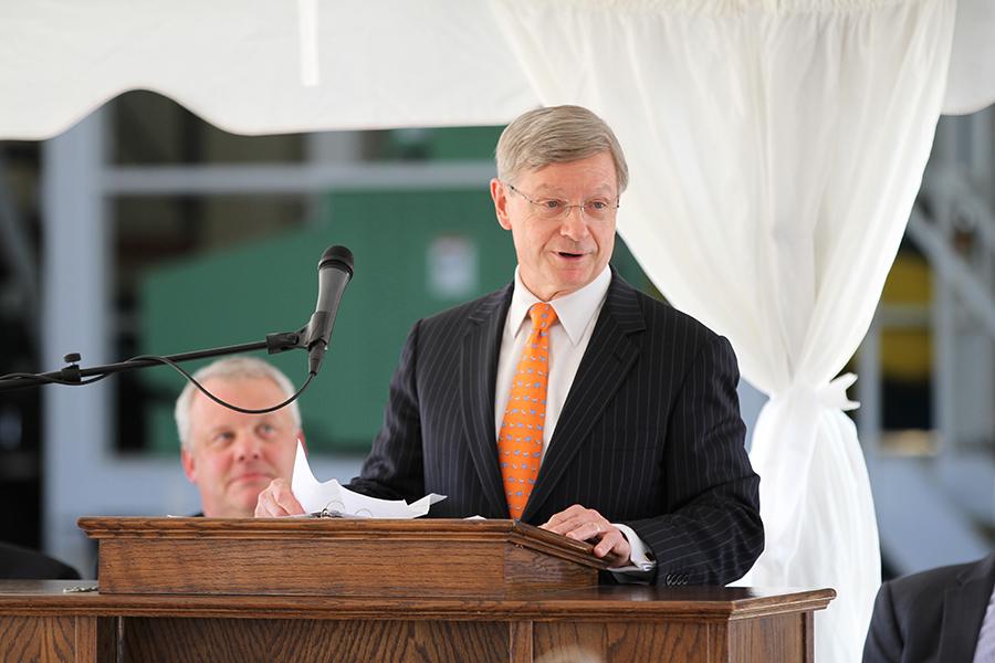 Auburn University dedicates Charles C. Miller Jr. Poultry Research and Education Center