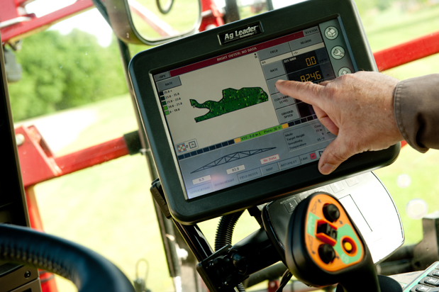 Auburn agriculture part of pilot big-data project