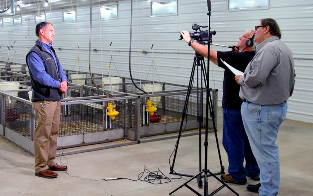 Alabama Public Television series on agricultural research at Auburn continues May 7