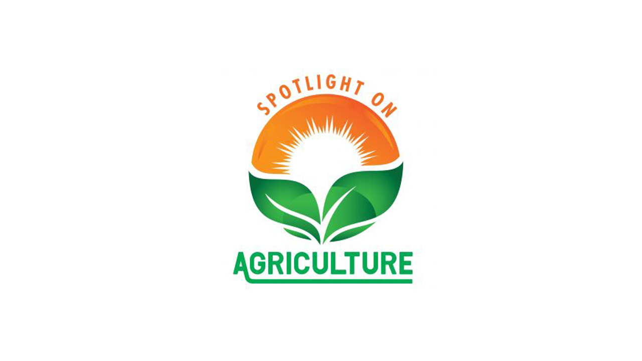 Spotlight On Agriculture, Alabama Public Television logo