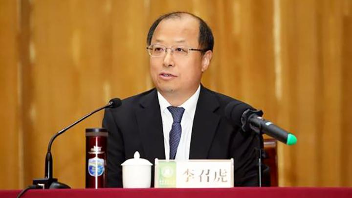 Auburn CSES Alumnus, Zhaohu Li, president of Huazhong Agricultural University, Wuhan, China