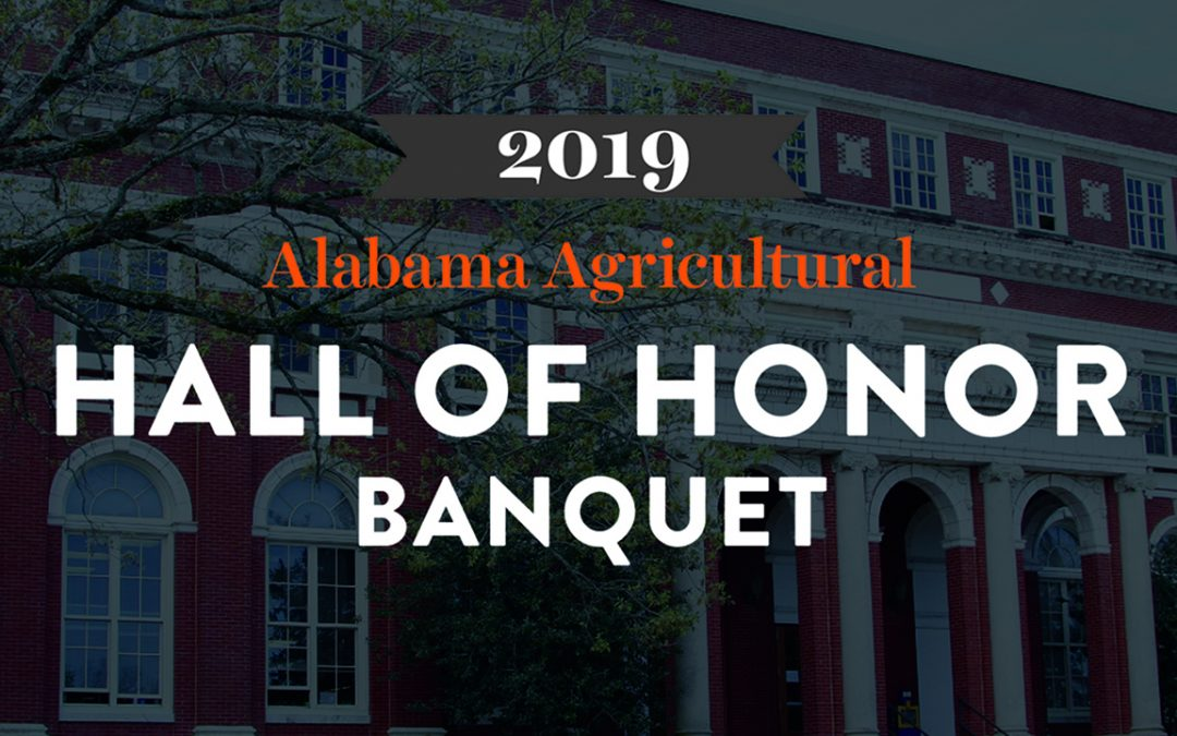 Auburn alumni group to honor five agricultural leaders