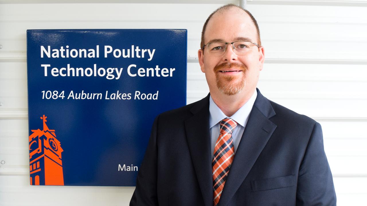 Jeremiah Davis, NPTC Director, Auburn, Alabama, USA