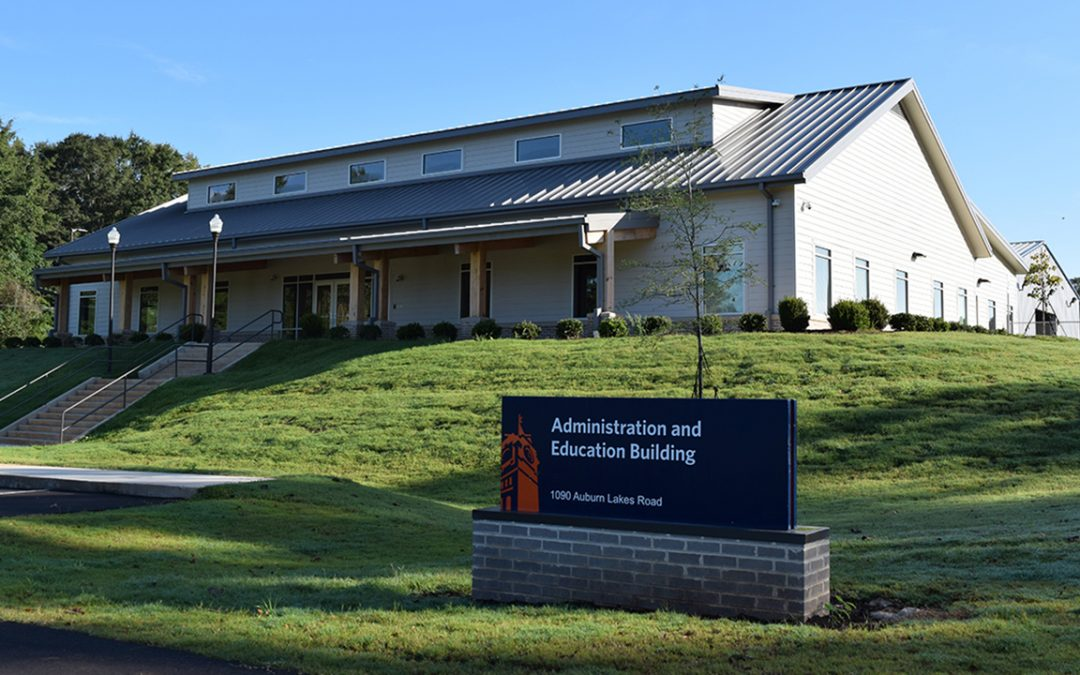 Poultry's future: Auburn opens newest addition to industry-leading research & education complex