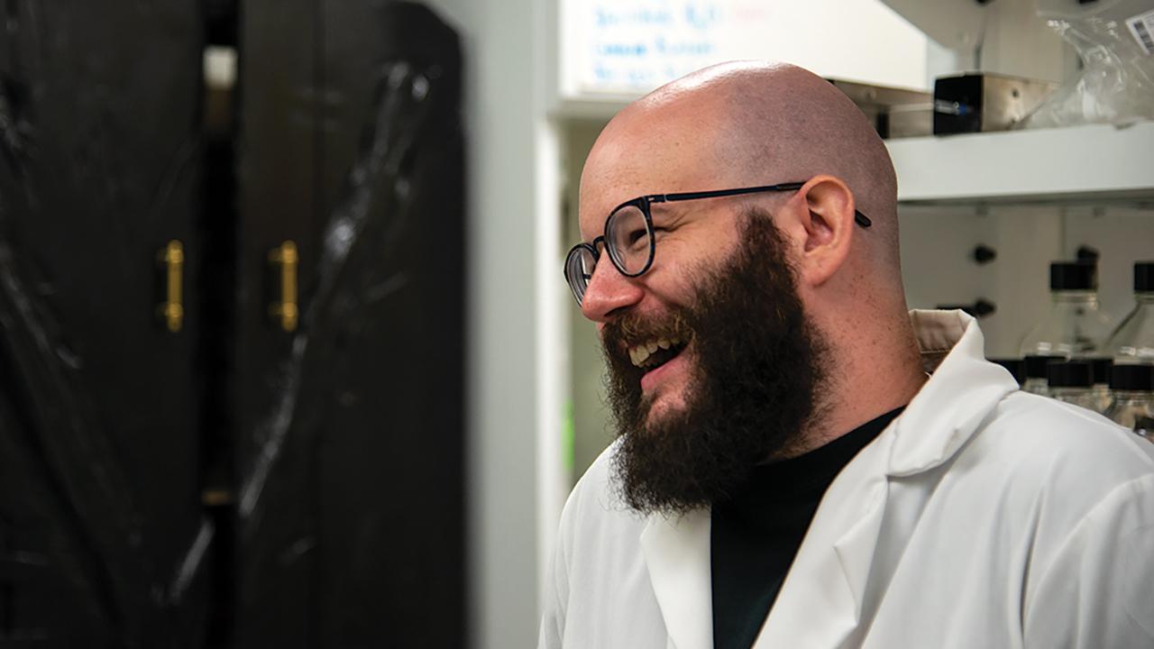 John Beckmann, Auburn College of Ag, Entomology