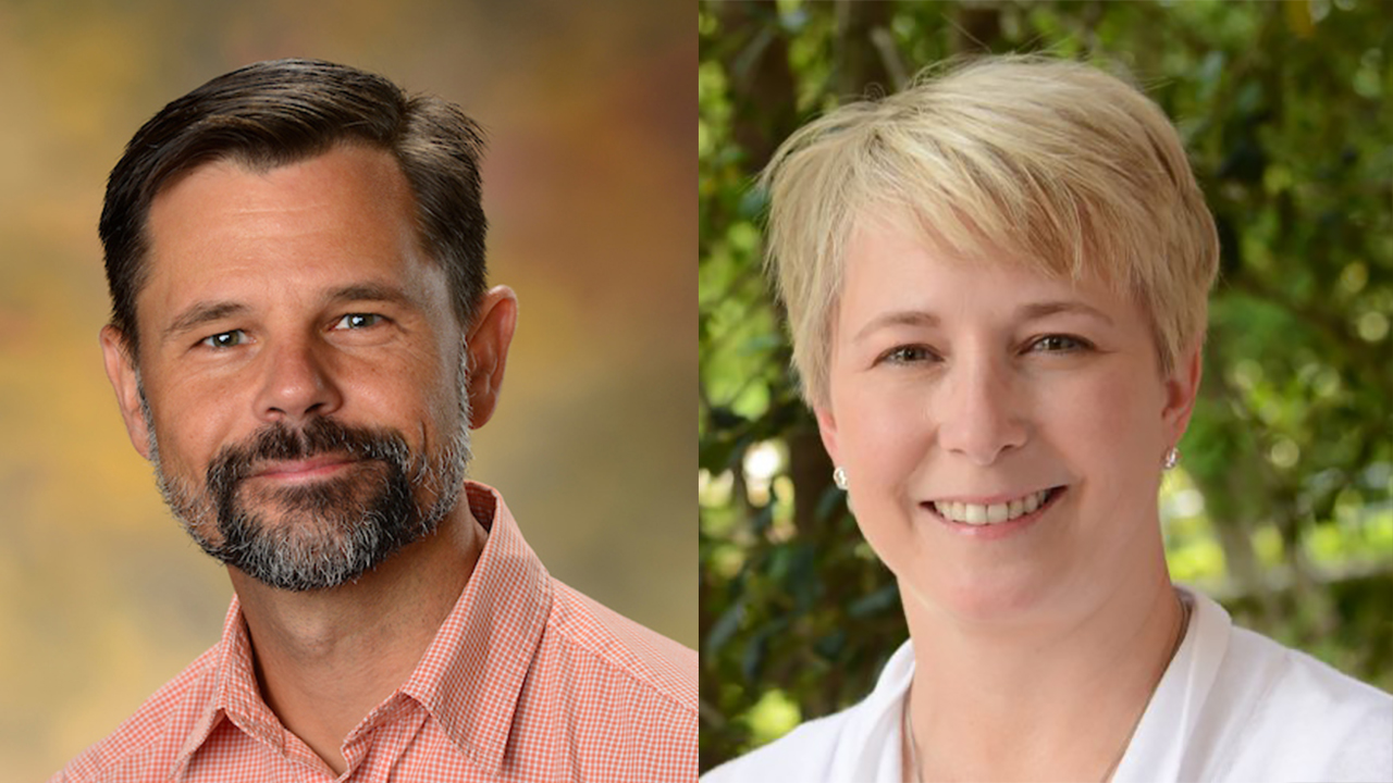 Matt Waters & Liz Smith, Auburn, Crop, Soil & Environmental Sciences