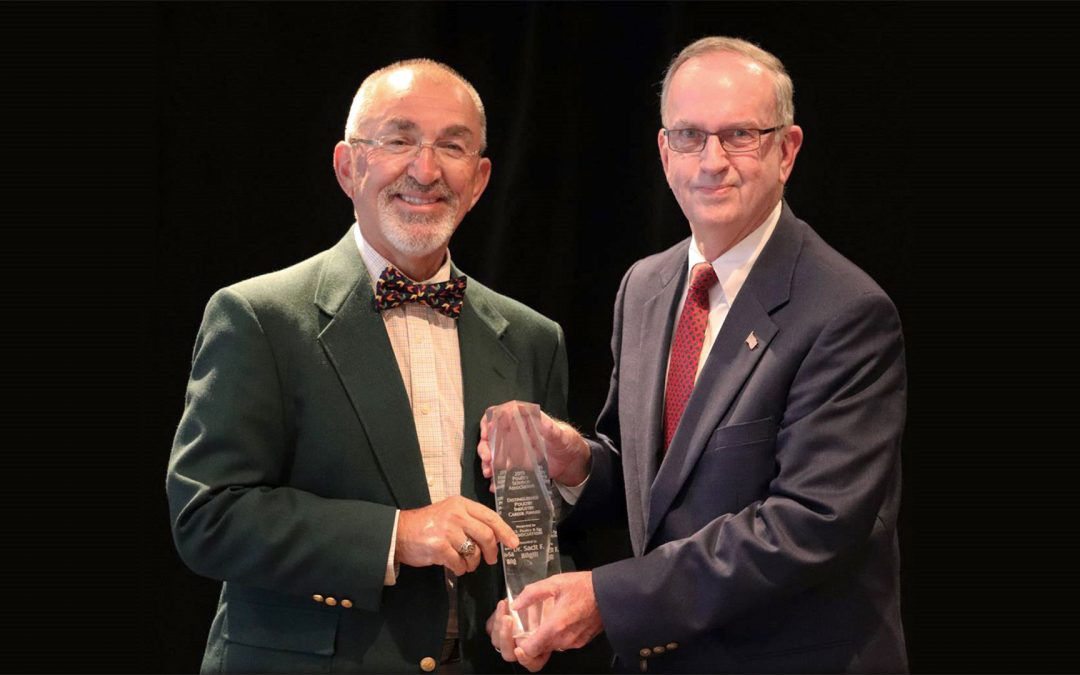 Auburn's Bilgili wins 2019 Distinguished Poultry Career Award