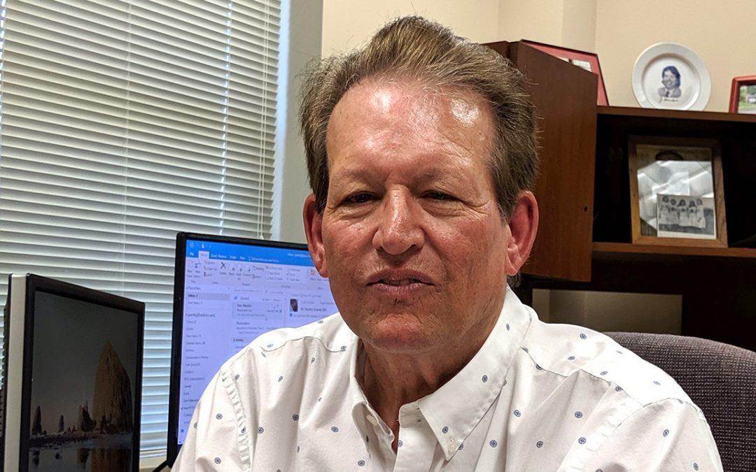 Giambrone wins poultry disease research award