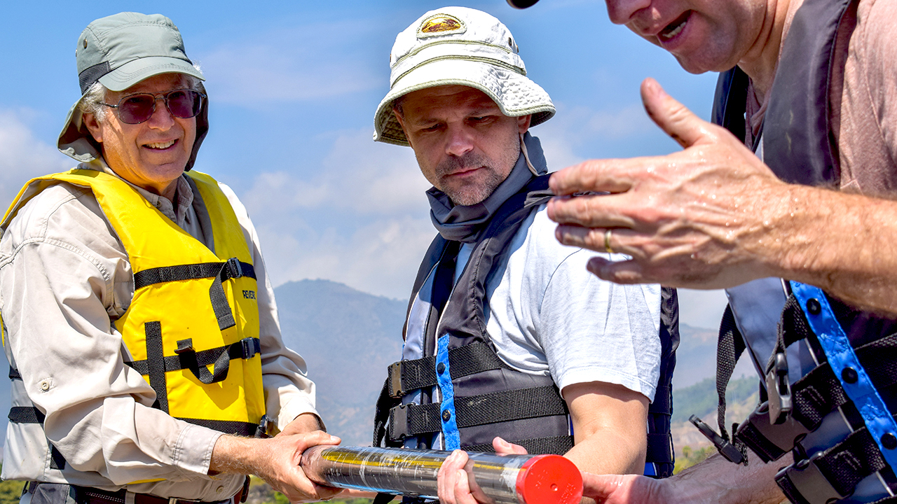 Auburn's Matt Waters, environmental science assistant professor, featured as a National Geographic Society Explorer