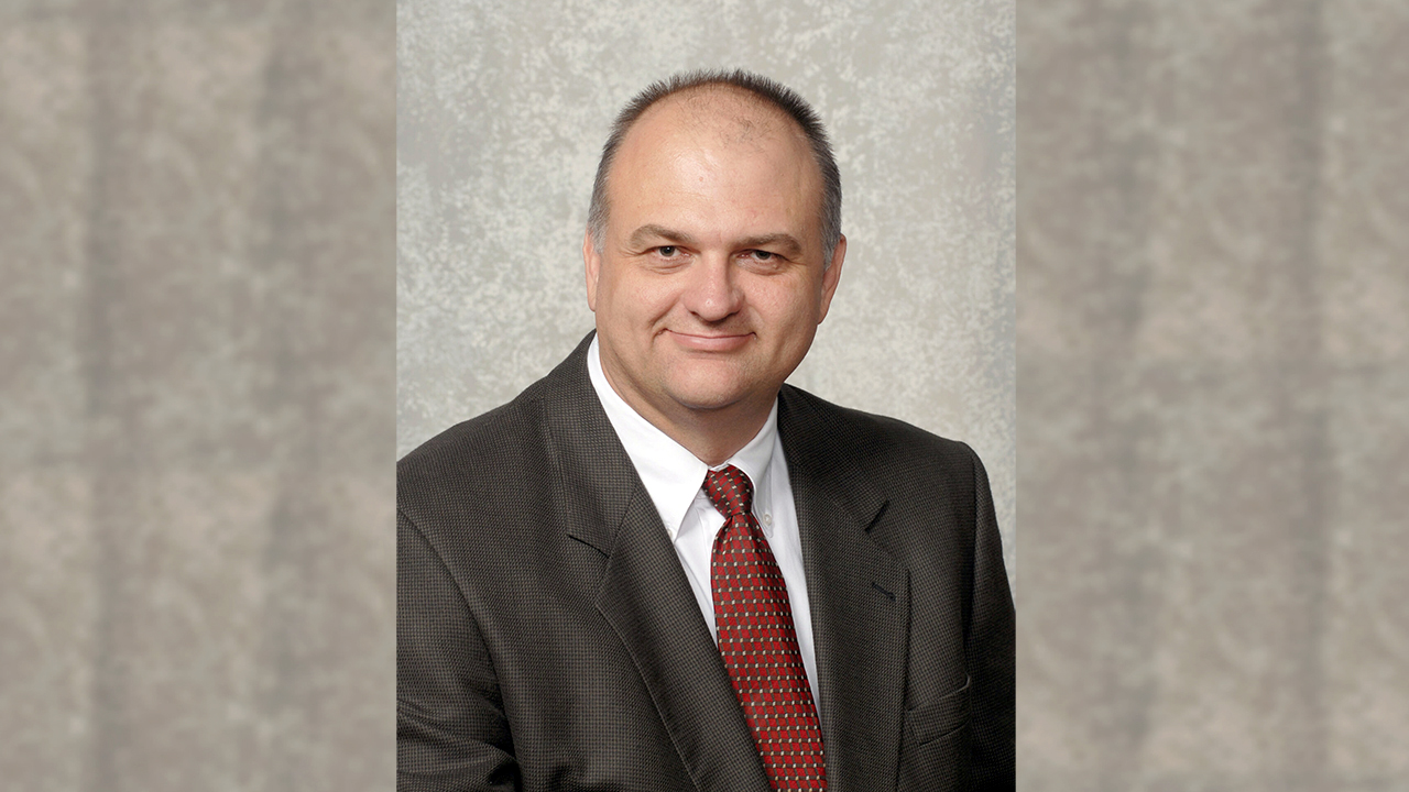 William Dozier, new department head of Poultry Science at Auburn University, AL