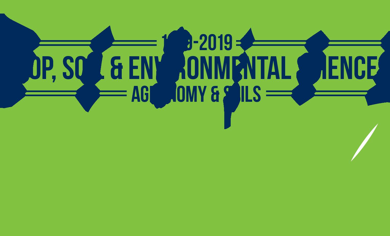 Crop, Soil, & Environmental Sciences, 100 Years, 1919-2019