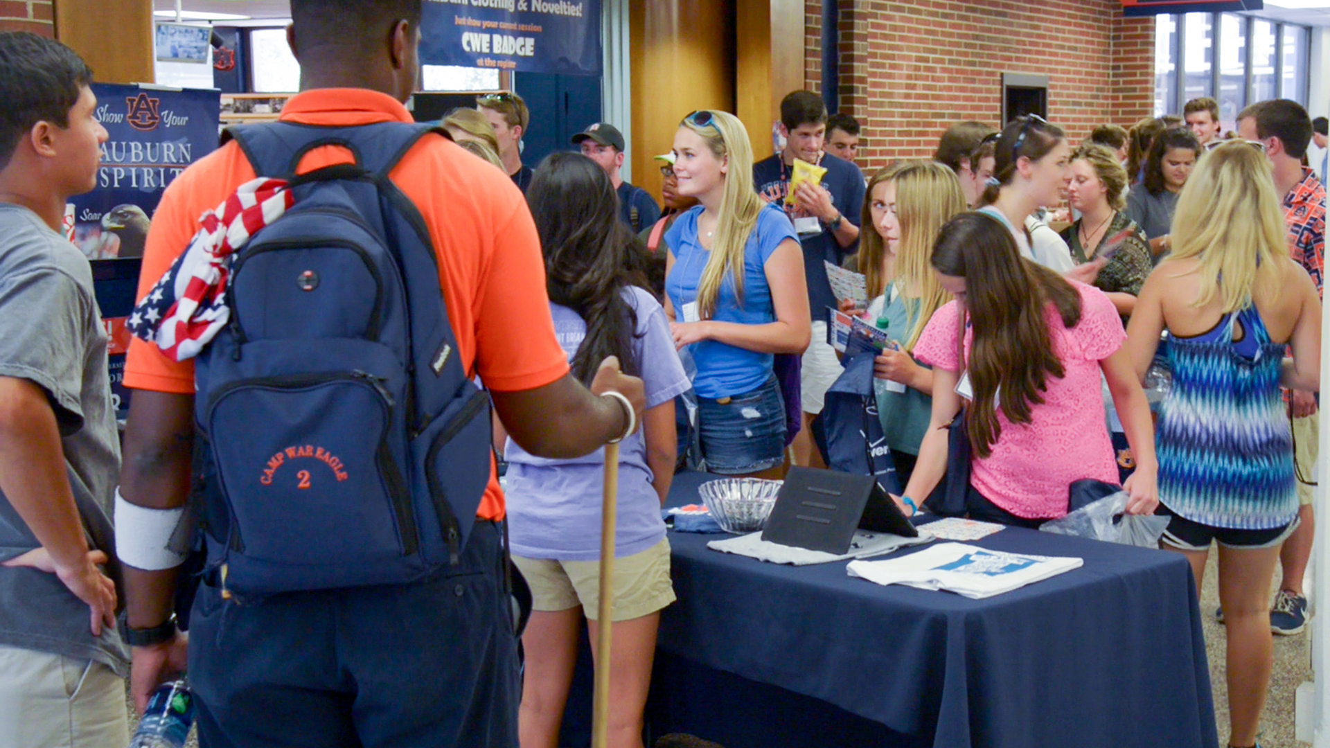 Camp War Eagle, Visit College of Agriculture Student Tour