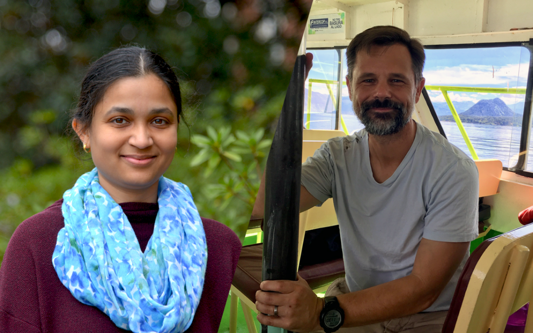 Two College of Agriculture faculty members receive NSF Early Career awards totaling more than $1.4 million