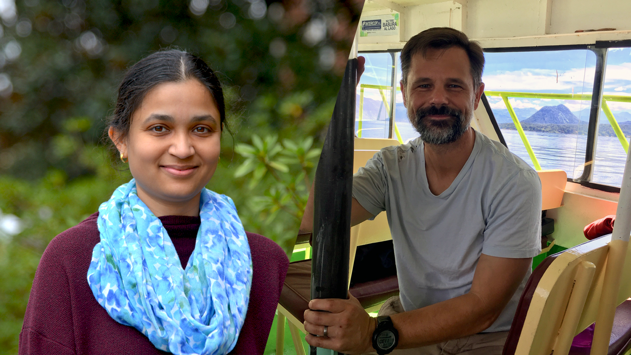Neha Potnis, assistant professor in the College of Agriculture's Department of Entomology and Plant Pathology, and Matt Waters, assistant professor Crop, Soil & Environmental Sciences, have been named NSF Early Career award winners.