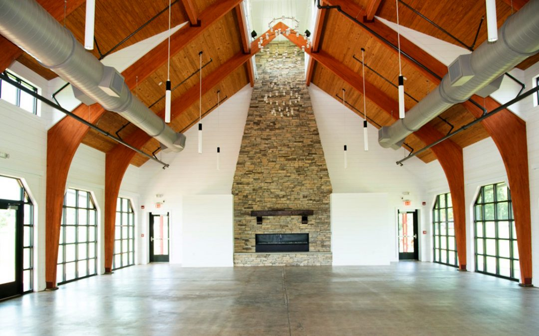 Renovated Pavilion reflects state's agricultural heritage