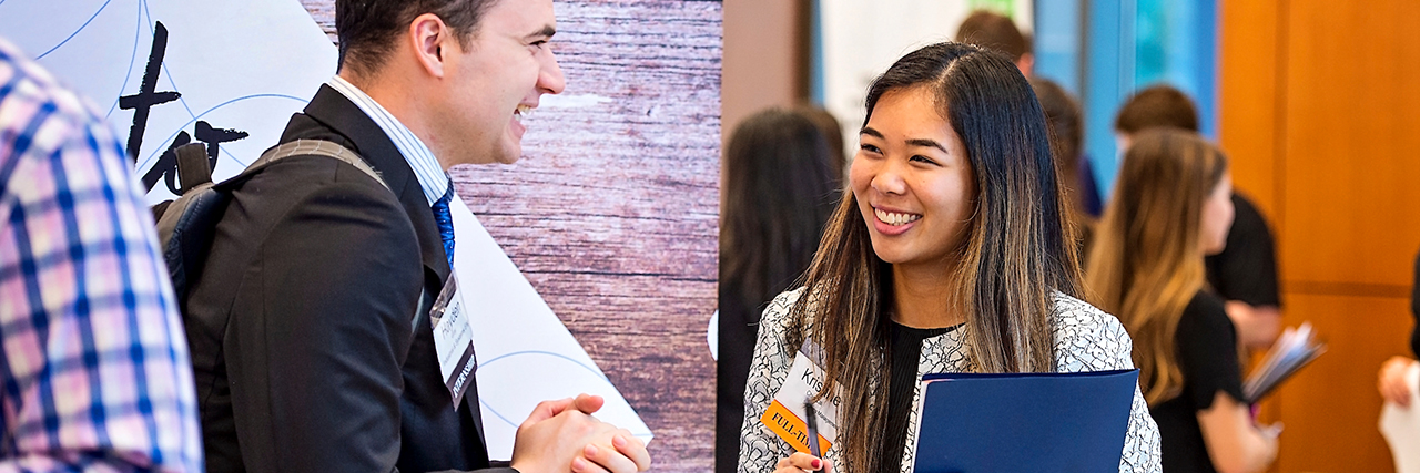 Auburn Job Opportunity Career Fair for Students in Business life
