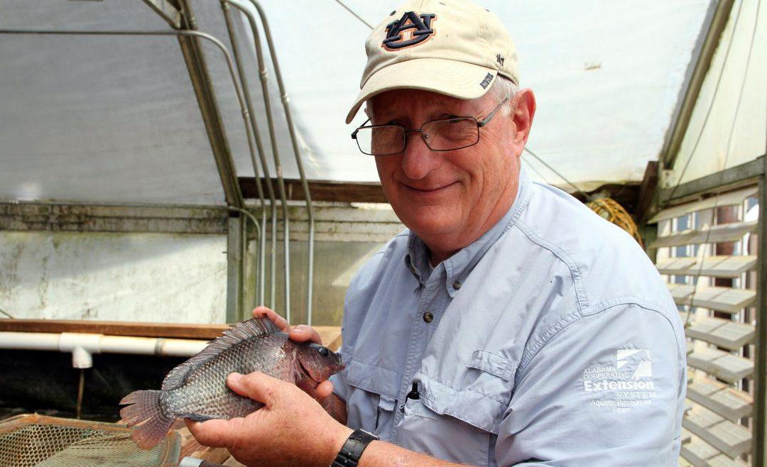 Auburn charts path for 21st century vision of U.S. aquaculture
