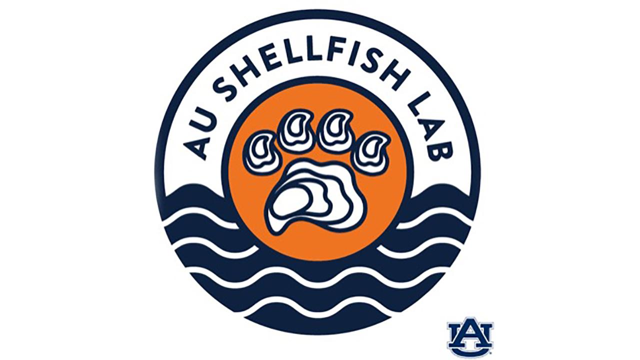 Auburn University Shellfish Lab Logo