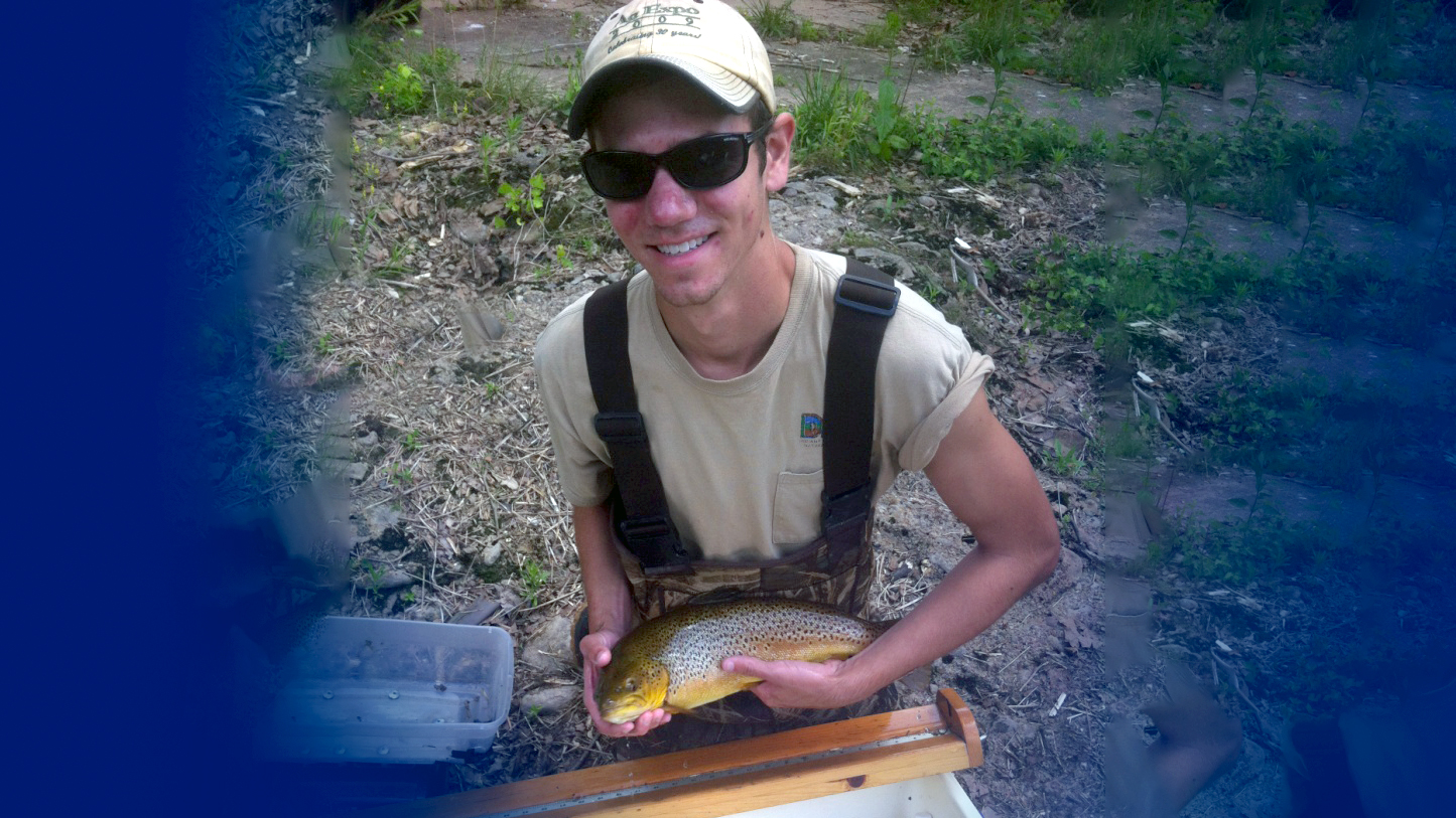 Ben-Staton-Grad-Assistant-Fisheries-photo