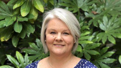 Carolyn Robinson named a Distinguished Educator
