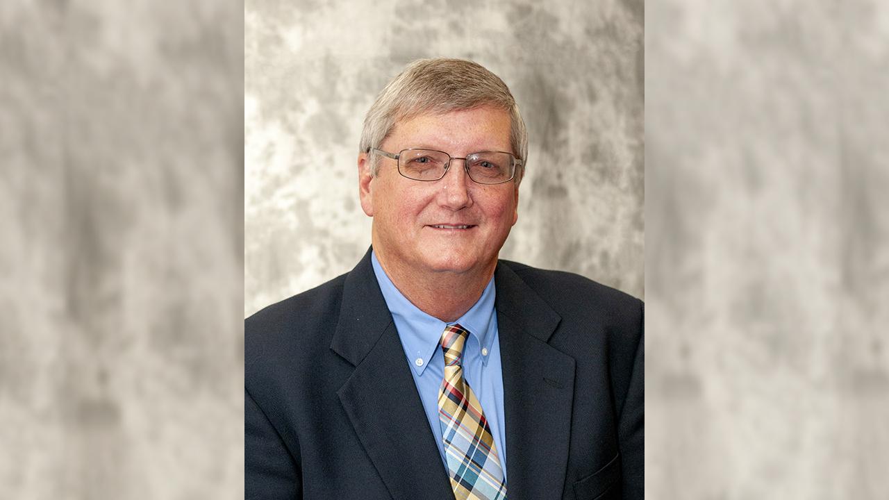 Mike Phillips portrait