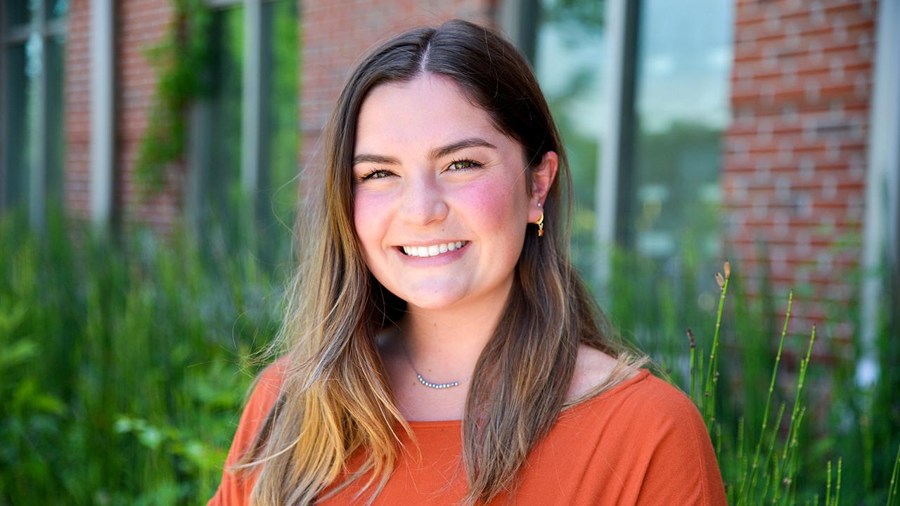 Photo of Alex Lindsey, Ag Orientation Leader, Auburn Student, 2021