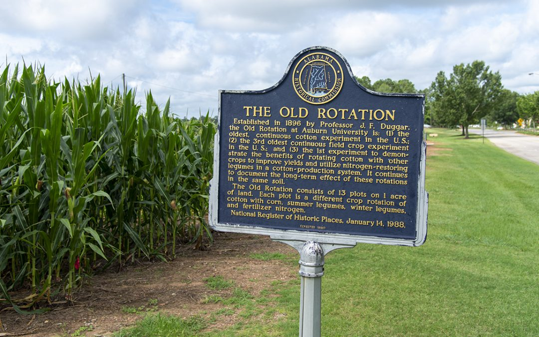 The Rotation – Department of Crop, Soil, & Environmental Sciences Newsletter