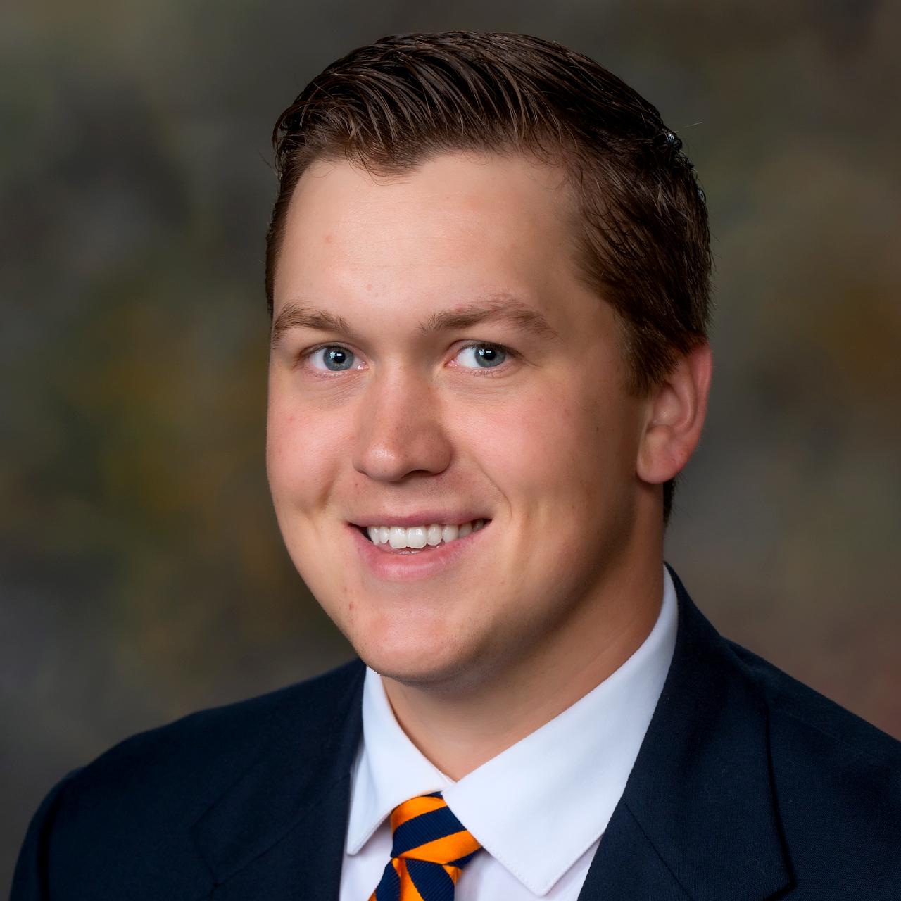 Photo of Jonah Biensch, ANSC, Auburn University, AL