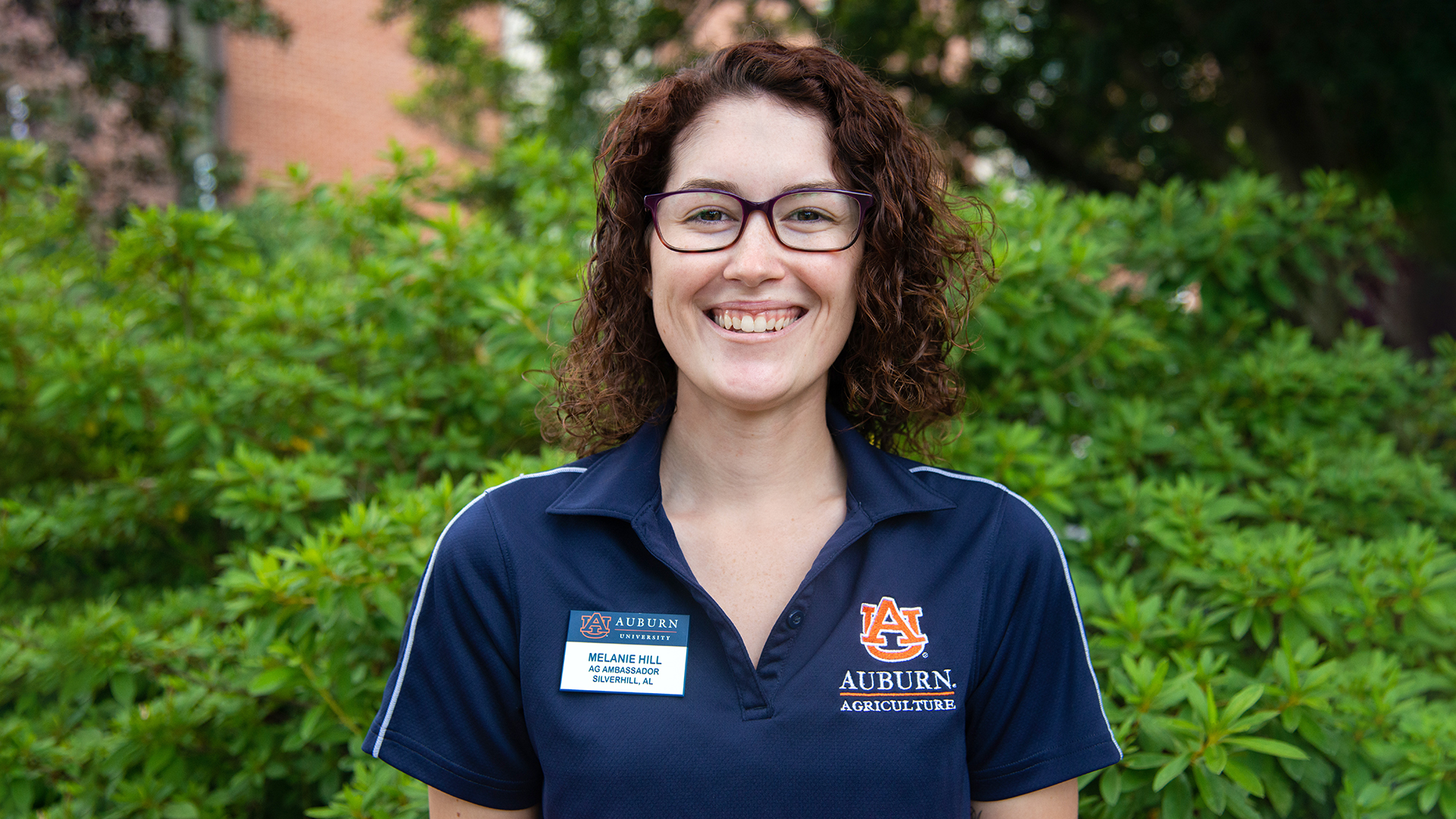 Melanie Hill, Auburn Ag Ambassadors, AL Student, 2021